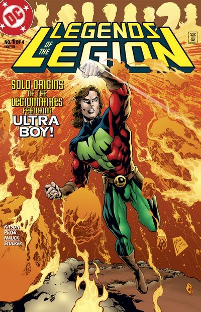 Legends of the Legion #1 – 4 (1997-1998)