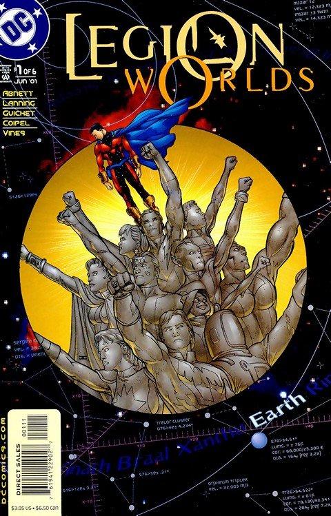 Legion Worlds #1 – 6