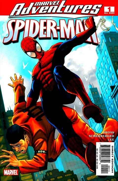Marvel Adventures – Spider-Man #1 – 61