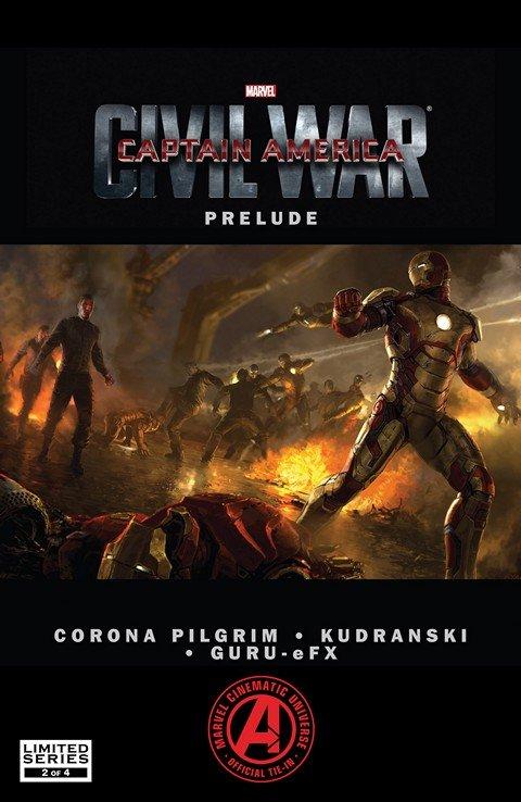 Marvel's Captain America – Civil War Prelude #2