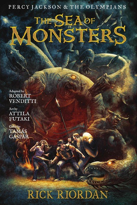 Percy Jackson and the Olympians – The Sea of Monsters (2013)