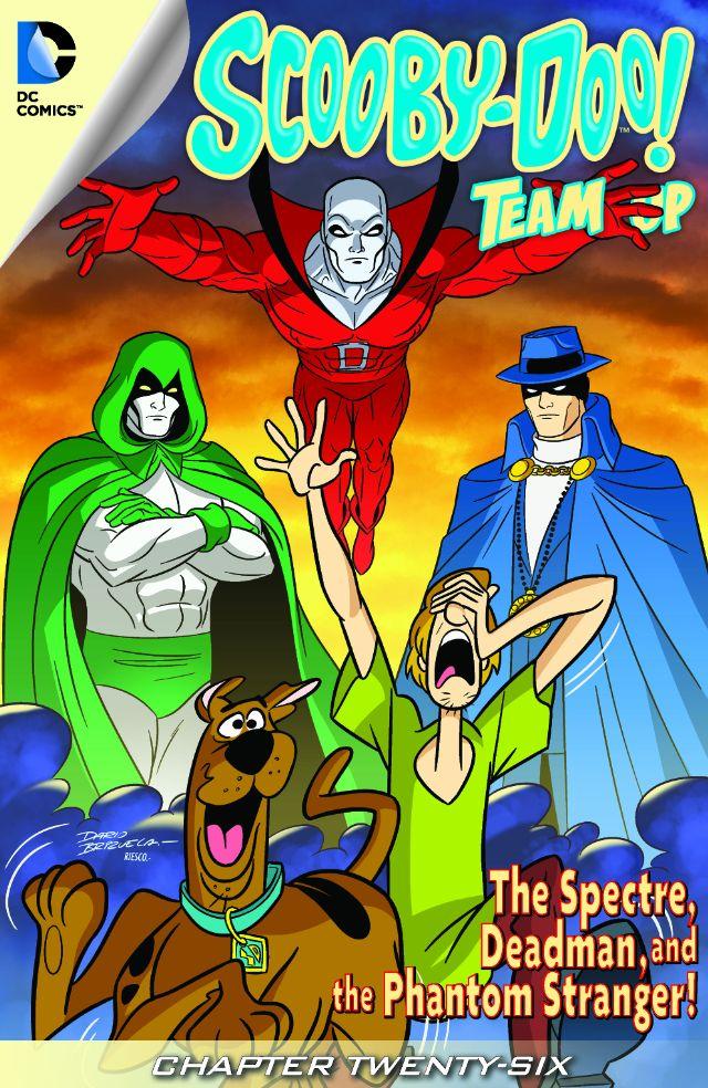 Scooby-Doo Team-Up #26