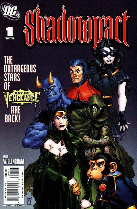 Shadowpact #1 – 25