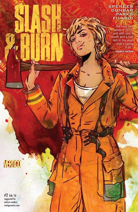 Slash & Burn #2
