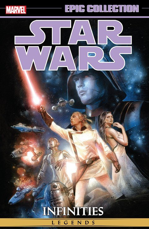 Star Wars Legends Epic Collection – Infinities (Marvel Edition) (2015)