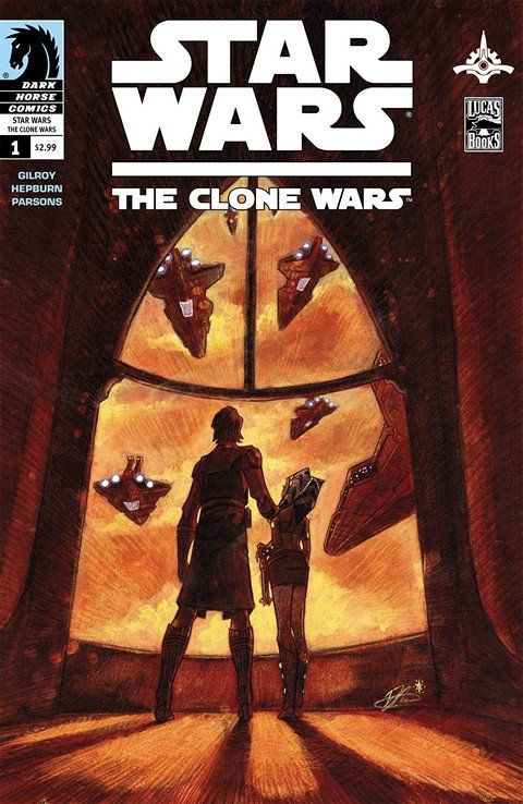 Star Wars – The Clone Wars #1 – 12