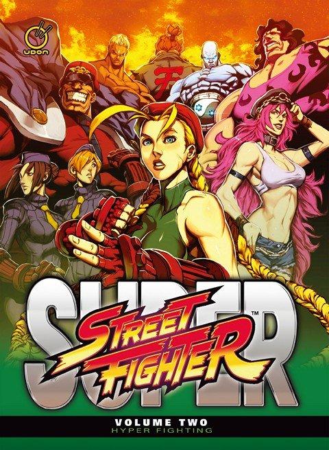 Super Street Fighter Vol. 2 – Hyper Fighting