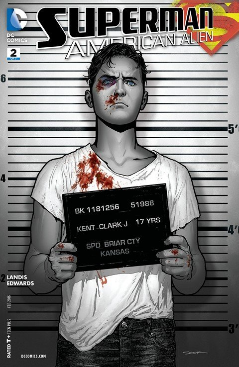 Superman – American Alien #2