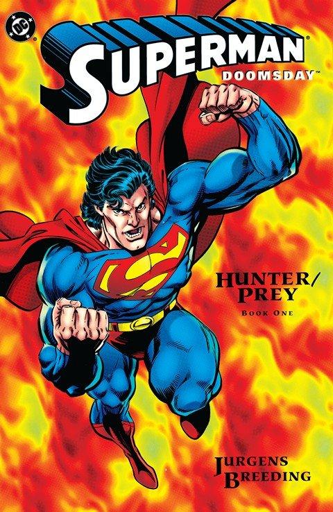 Superman-Doomsday – Hunter-Prey #1 – 3 (1994)