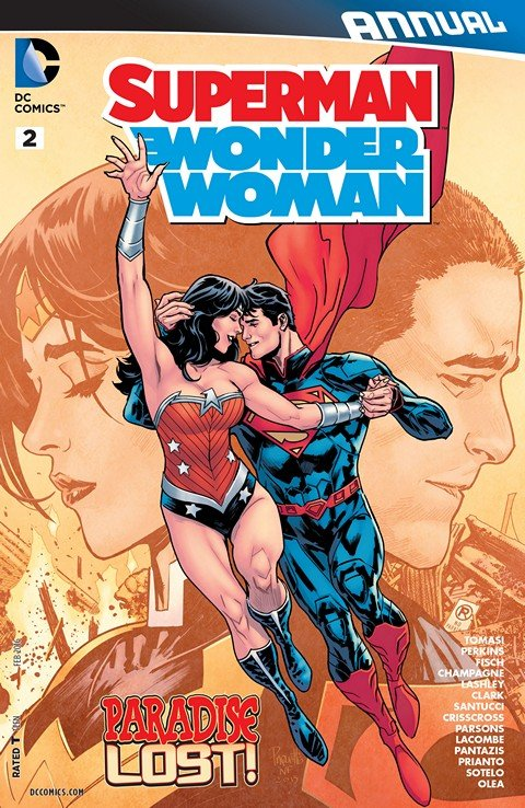Superman-Wonder Woman Annual #2
