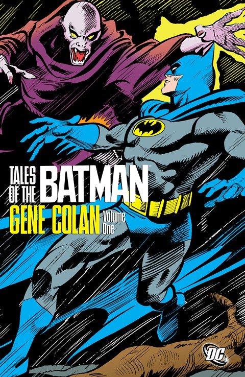 Tales of the Batman – Gene Colan Vol. 1 (2011)