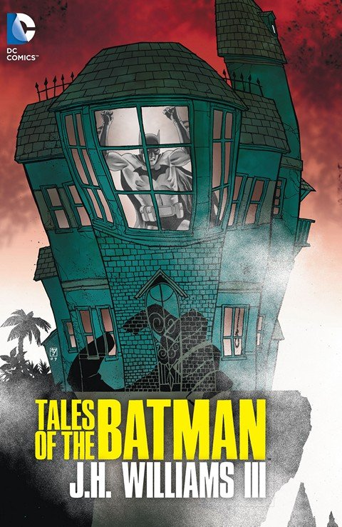 Tales of the Batman – J.H. Williams III