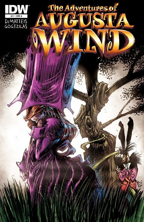 The Adventures of Augusta Wind #1 – 5