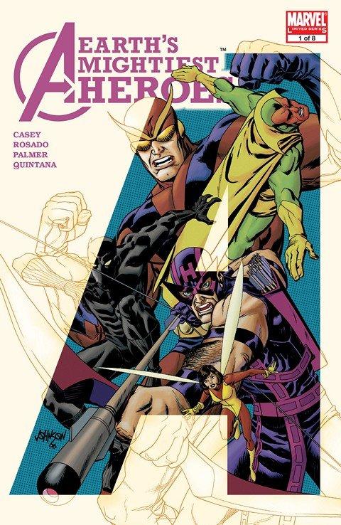 The Avengers – Earth's Mightiest Heroes II #1 – 8 (2006-2007)