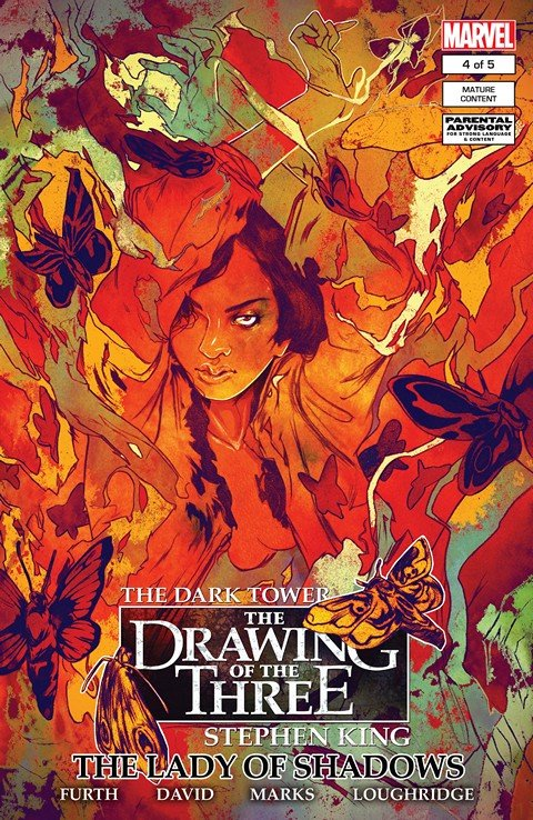 The Dark Tower – The Drawing of the Three – The Lady of Shadows #4