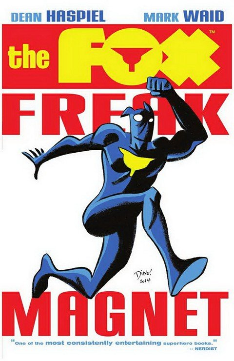The Fox Vol. 1 – 2 + TPB