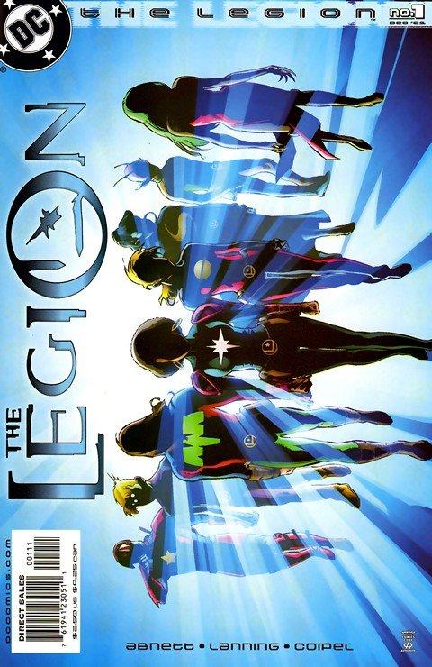 The Legion #1 – 38 (2001-2004)