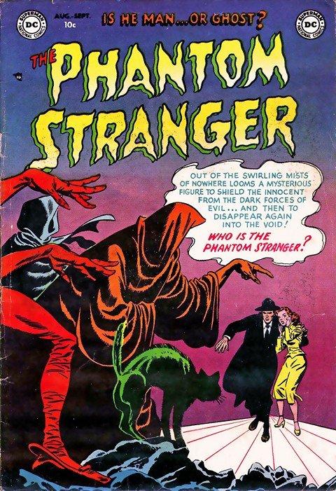 The Phantom Stranger Vol. 1 – 3 (Collection) (1952-1988)