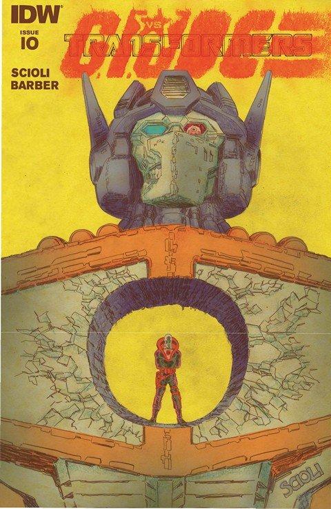 Transformers vs. G.I. Joe #10