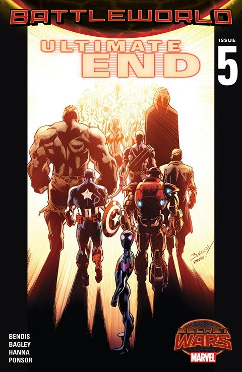 Ultimate End #1 – 5