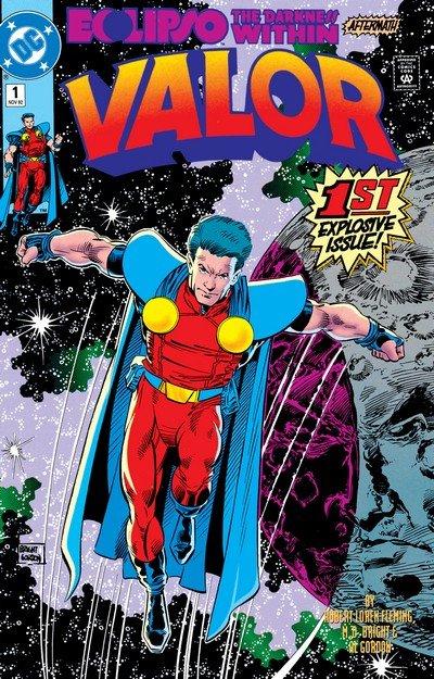 Valor #1 – 23 (1992-1994)