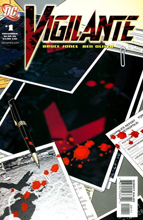 Vigilante Vol. 2 #1 – 6 (2006)