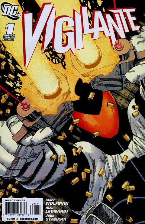Vigilante Vol. 3 #1 – 12 (2009-2010)