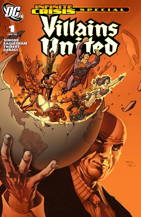 Villains United – Infinite Crisis Special #1