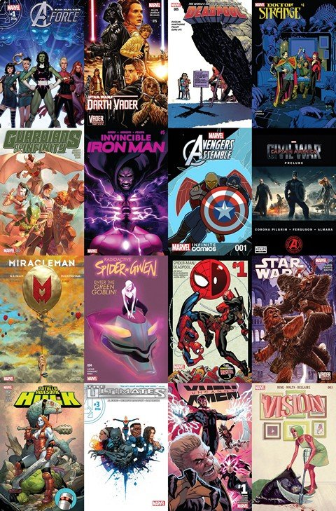 2016.01.06 Marvel Week+