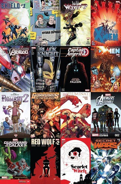2016.01.13 Marvel Week+