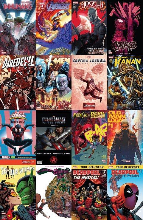 2016.01.27 Marvel Week+