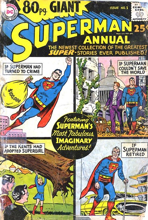 80 Page Giant #1 – 15 (1964-1965)
