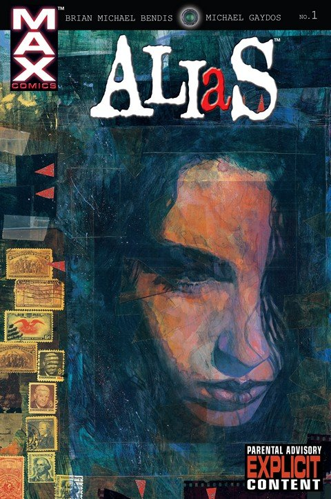 Alias #1 – 28 + TPB Vol. 2 – 3 (2001-2004+2015)