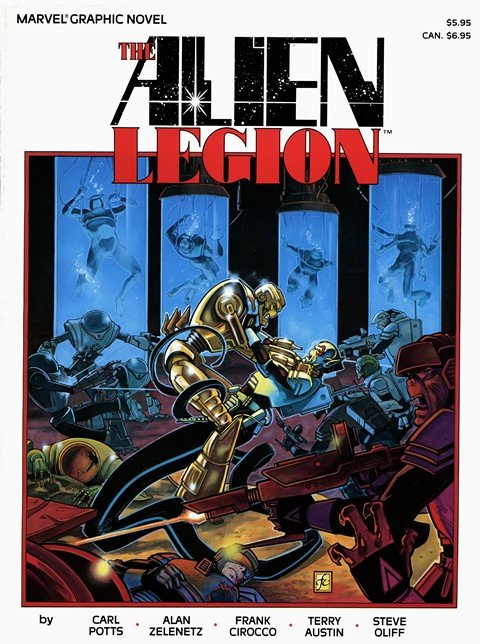Alien Legion (Collection)