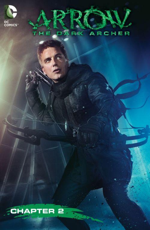 Arrow – The Dark Archer #2