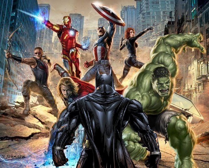 Which films are most successful? Avengers or Batman