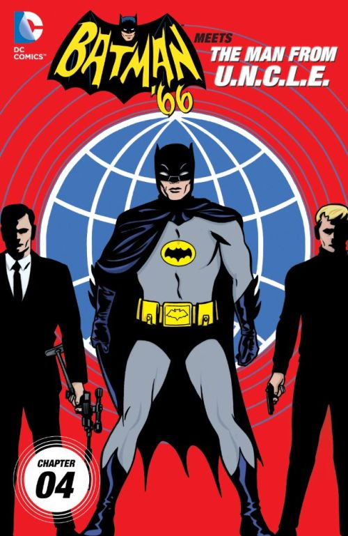 Batman '66 Meets the Man From U.N.C.L.E. #4