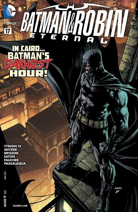 Batman & Robin Eternal #17