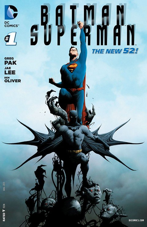 Batman – Superman #1 – 27 + Extras