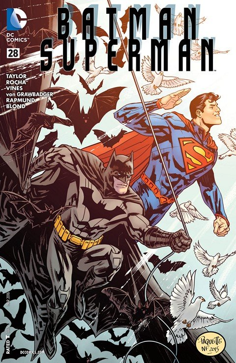 Batman – Superman #28