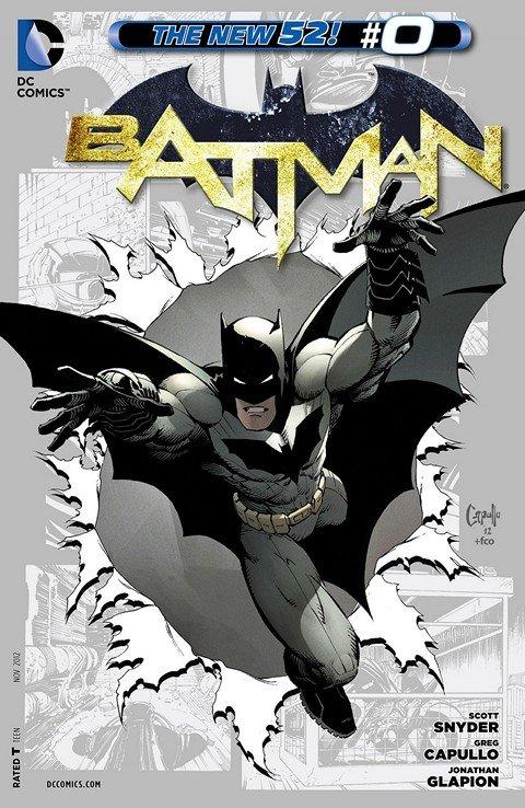 Batman – Zero Year (Story Arc) (2014)