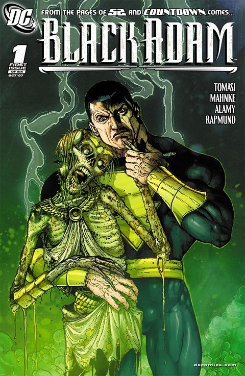 Black Adam – The Dark Age #1 – 6
