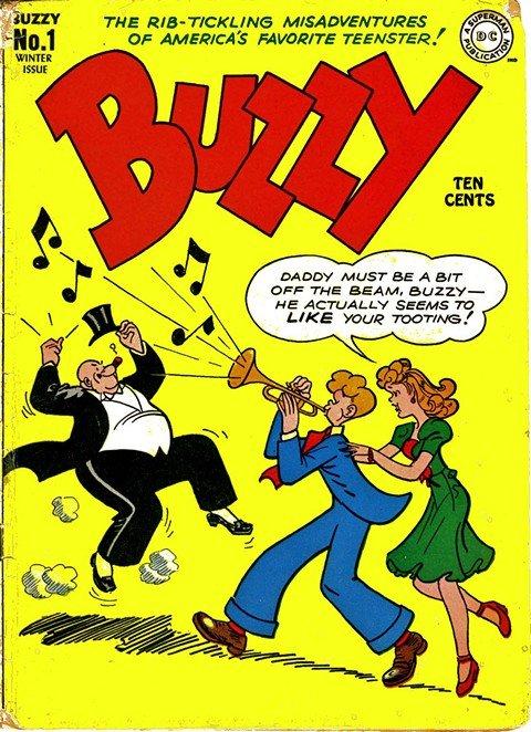 Buzzy #1 – 77