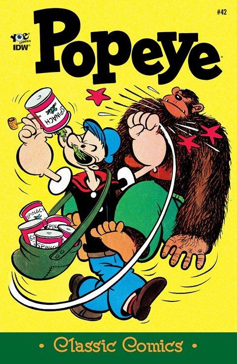 Classic Popeye #42