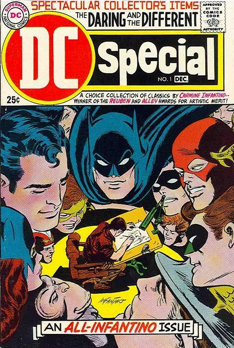 DC Special #1 – 29