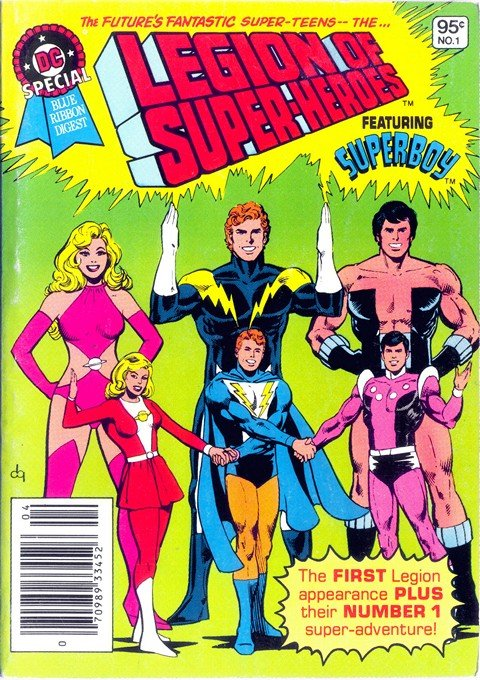 DC Special Blue Ribbon Digest #1 – 24 (1979-1982)