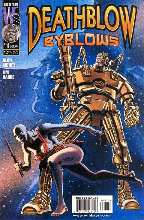 Deathblow – Byblows #1 – 3 (1999)