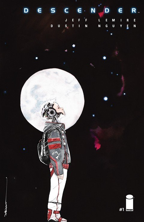 Descender #1 – 21 + TPB Vol. 1 – 3 (2015-2017)
