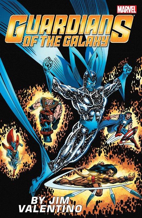 Guardians of the Galaxy By Jim Valentino Vol. 3 (TPB) (2015)