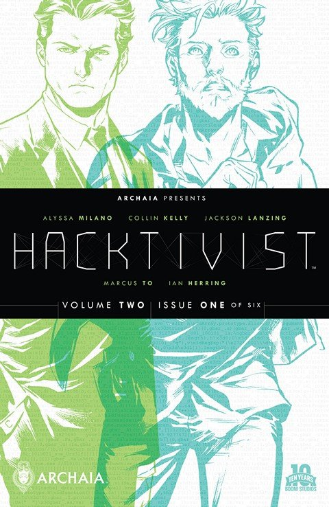Hacktivist Vol. 2 #1 – 6